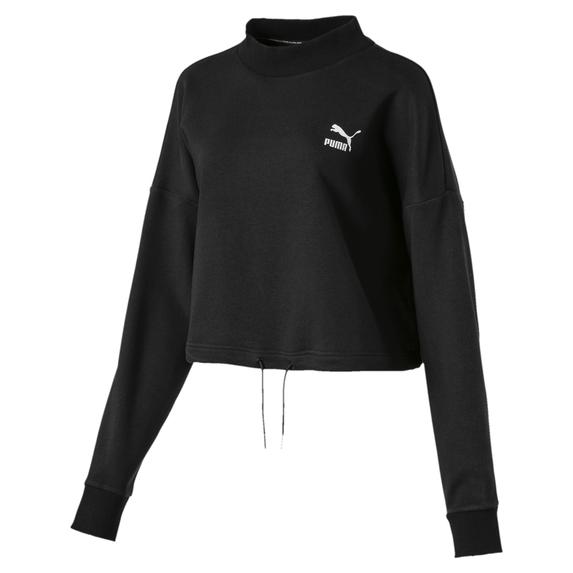Image Puma Revolt Women's Crew Sweat #2