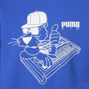 Thumbnail 3 of SUPER PUMA CREW SOUND, Dazzling Blue, medium-JPN