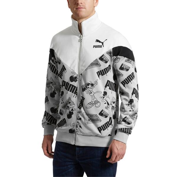 Super Puma Sound MCS Jacket, Gray Violet, large