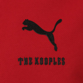 Thumbnail 7 of PUMA x THE KOOPLES フーディ, High Risk Red, medium-JPN