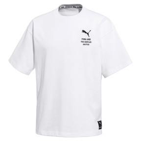 Thumbnail 1 of PUMA x THE KOOPLES Men's Tee, Puma White, medium