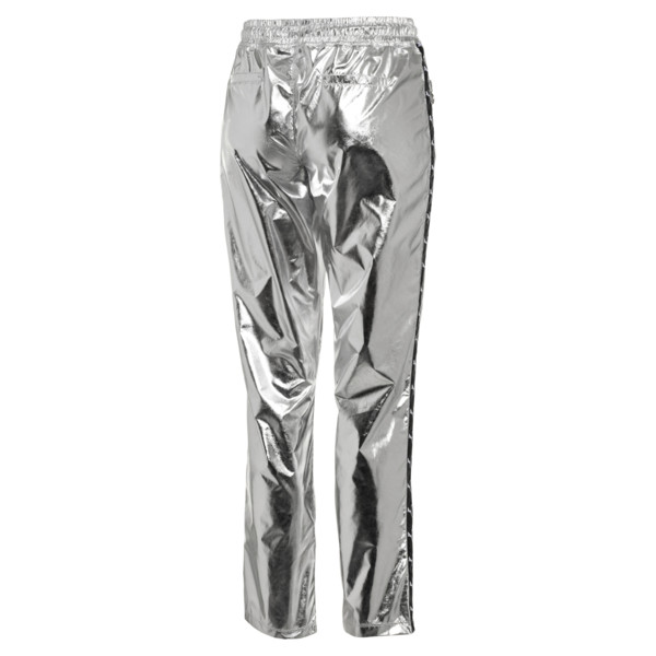 PUMA x THE KOOPLES Women's Pants, Silver, large