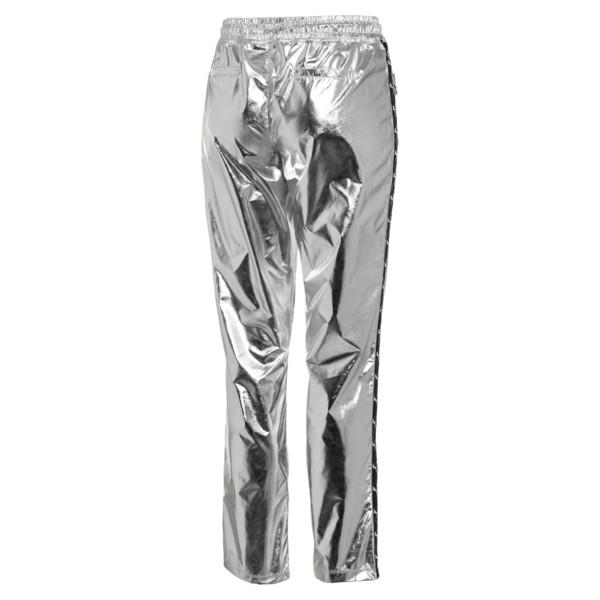 Damskie spodnie PUMA x THE KOOPLES, Silver, obszerny