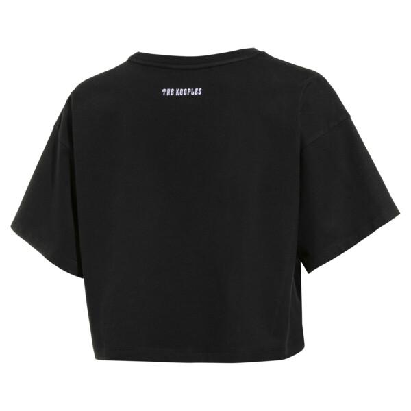 PUMA x THE KOOPLES ウィメンズ Tシャツ, Puma Black, large-JPN
