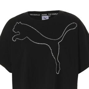 Thumbnail 3 of PUMA x THE KOOPLES ウィメンズ Tシャツ, Puma Black, medium-JPN