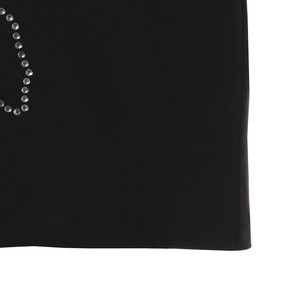 Thumbnail 5 of PUMA x THE KOOPLES ウィメンズ Tシャツ, Puma Black, medium-JPN
