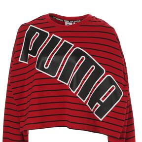 Thumbnail 3 of PUMA x THE KOOPLES ウィメンズ クルー, High Risk Red, medium-JPN