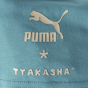Thumbnail 3 of PUMA x TYAKASHA TEE, Delphinium Blue, medium-JPN