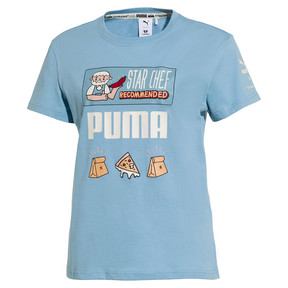 Thumbnail 1 of PUMA x TYAKASHA TEE, Delphinium Blue, medium-JPN