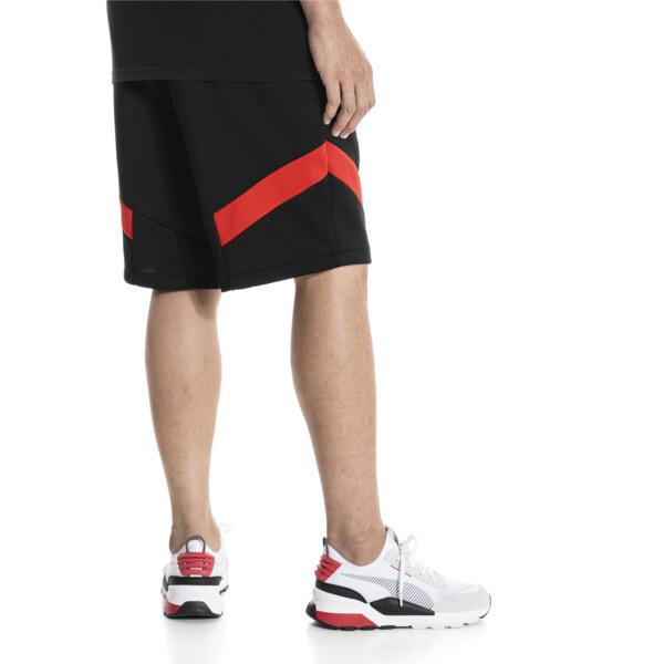 """Iconic MCS Men's 10"""" Shorts, Puma Black, large"""