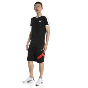 "Thumbnail 3 of Iconic MCS Men's 10"" Shorts, Puma Black, medium"