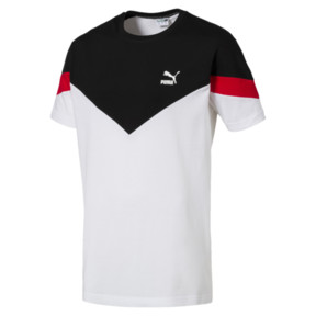 Thumbnail 4 of Iconic MCS Men's Tee, Puma White, medium