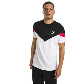 Thumbnail 1 of Iconic MCS Men's Tee, Puma White, medium