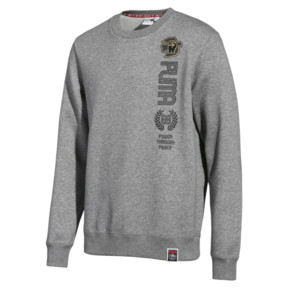 Thumbnail 1 of PUMA x Power Through Peace Crew, Medium Gray Heather, medium