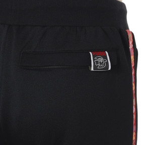 Thumbnail 6 of PWR THRU PEACE T7 PANT, Puma Black, medium-JPN