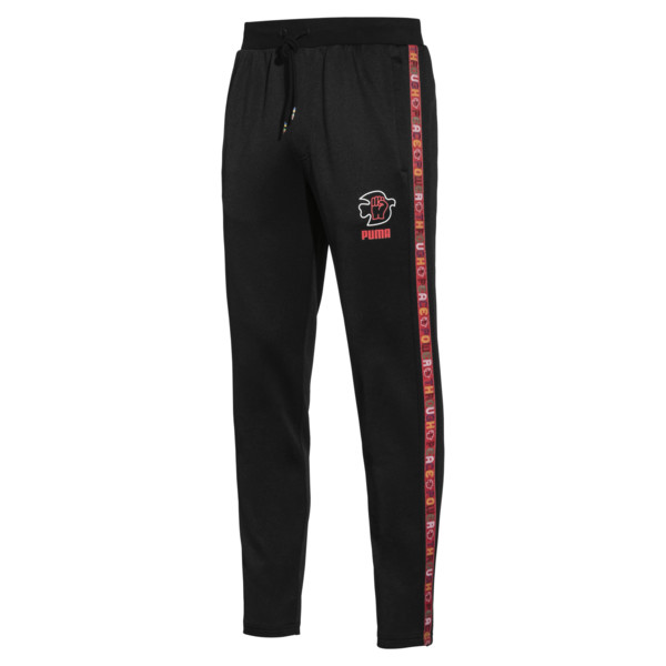 PUMA x Power Through Peace T7 Pant, Puma Black, large