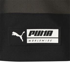 Thumbnail 6 of TZ ウィメンズ クロップトップ, Puma Black, medium-JPN