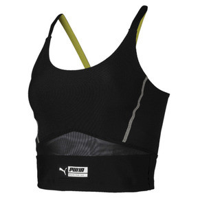 Thumbnail 4 of Trailblazer Women's Cropped Top, Puma Black, medium