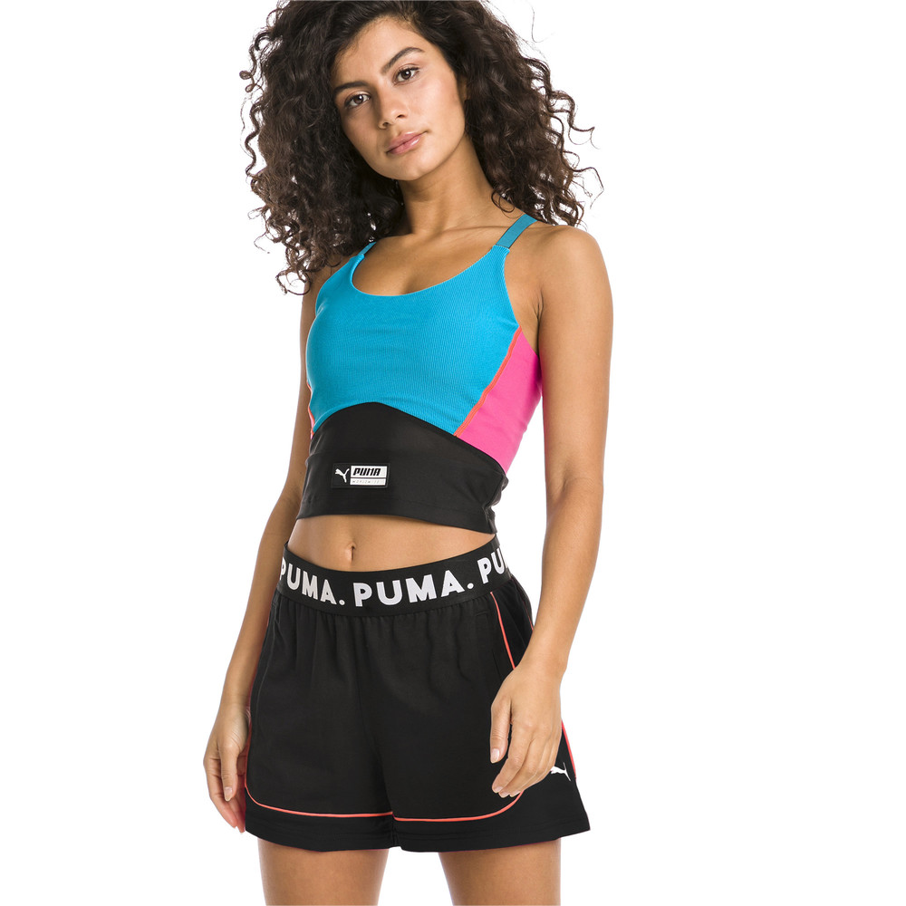 Image PUMA TZ Women's Cropped Top #1