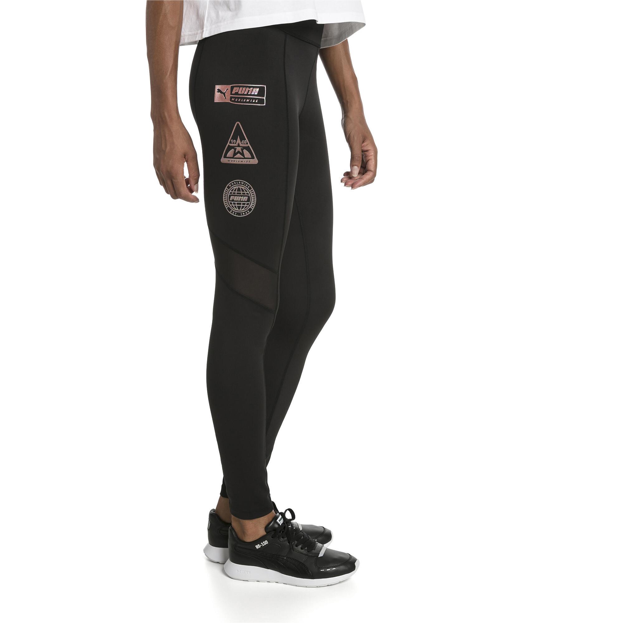 3e05d0f22187c TZ Women's Leggings | 10 - Black | Puma