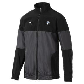 Thumbnail 1 of BMW MMS Men's Woven Jacket, Puma Black, medium