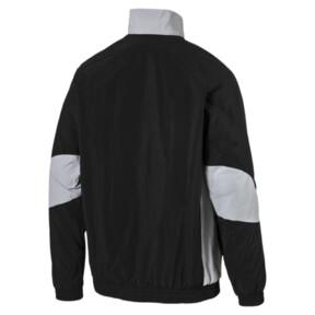 Thumbnail 2 of MERCEDES AMG PETRONAS Men's Woven Jacket, Puma Black, medium