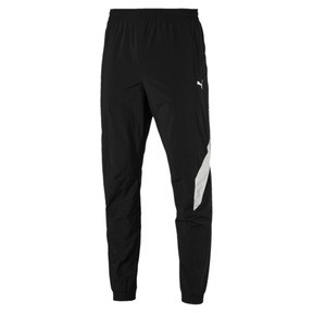 Thumbnail 1 of Mercedes AMG Petronas Men's Woven Pants, Puma Black, medium