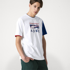 Thumbnail 2 of PUMA x ADER T-Shirt, Puma White, medium