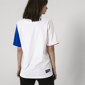Thumbnail 7 of PUMA x ADER T-Shirt, Puma White, medium