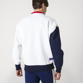 Thumbnail 3 of PUMA x ADER ERROR Crewneck Sweatshirt, Puma White, medium