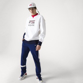 Thumbnail 5 of PUMA x ADER ERROR Crewneck Sweatshirt, Puma White, medium