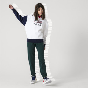 Thumbnail 8 of PUMA x ADER ERROR Crewneck Sweatshirt, Puma White, medium