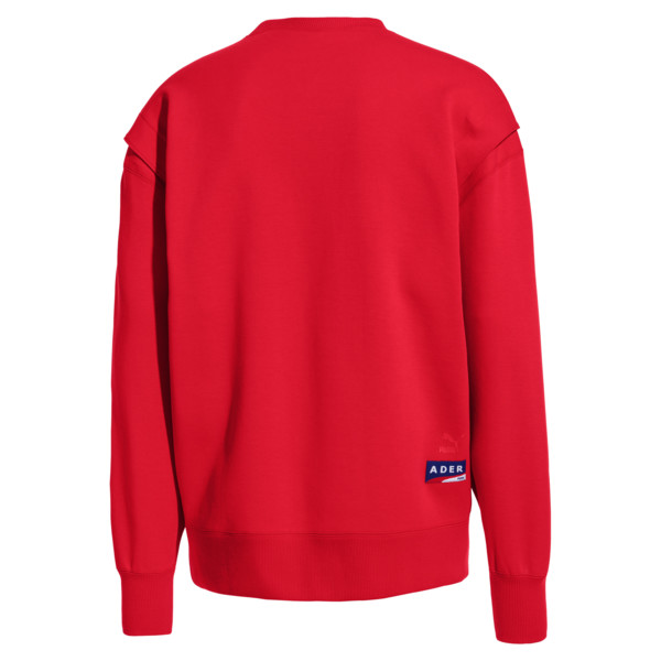 Pull à encolure ronde PUMA x ADER ERROR, Puma Red, large