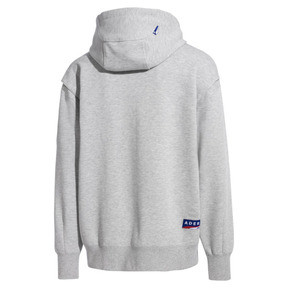 Thumbnail 4 of PUMA x ADER ERROR Hoodie, Light Gray Heather, medium
