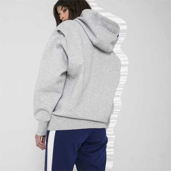 PUMA x ADER ERROR Hoodie, Light Gray Heather, large