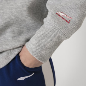 Thumbnail 9 of Sweatshirt à capuche PUMA x ADER ERROR, Light Gray Heather, medium