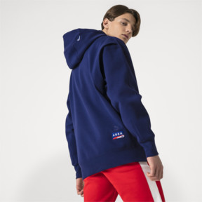 Thumbnail 3 of PUMA x ADER ERROR HOODIE, Blueprint, medium-JPN