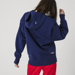 Thumbnail 7 of PUMA x ADER ERROR HOODIE, Blueprint, medium-JPN