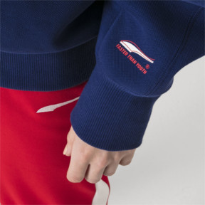 Thumbnail 10 of PUMA x ADER ERROR HOODIE, Blueprint, medium-JPN