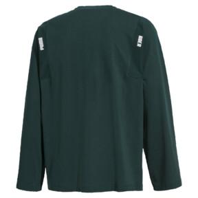 Thumbnail 4 of PUMA x ADER ERROR Long Sleeve Shirt, Ponderosa Pine, medium