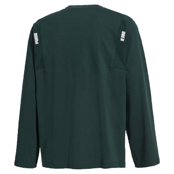 PUMA x ADER ERROR Long Sleeve Shirt, Ponderosa Pine, large