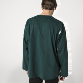 Thumbnail 3 of PUMA x ADER ERROR Long Sleeve Shirt, Ponderosa Pine, medium
