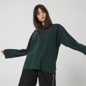 Thumbnail 6 of PUMA x ADER ERROR Long Sleeve Shirt, Ponderosa Pine, medium
