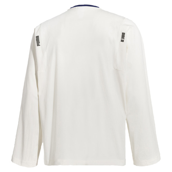 PUMA x ADER ERROR Long Sleeve Shirt, Whisper White, large