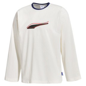 Thumbnail 1 of PUMA x ADER ERROR Long Sleeve Shirt, Whisper White, medium