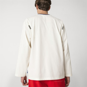 Thumbnail 3 of PUMA x ADER ERROR Long Sleeve Shirt, Whisper White, medium