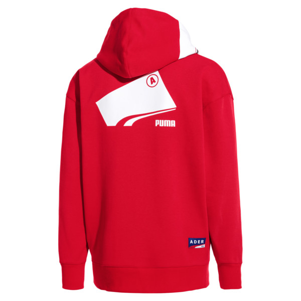 PUMA x ADER ERROR Full Zip Hoodie, Puma Red, large