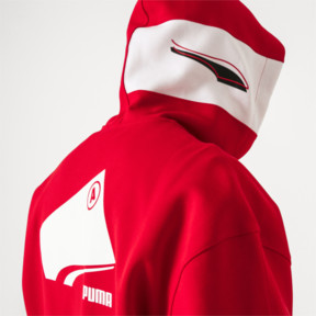 Thumbnail 3 of PUMA x ADER ERROR Full Zip Hoodie, Puma Red, medium