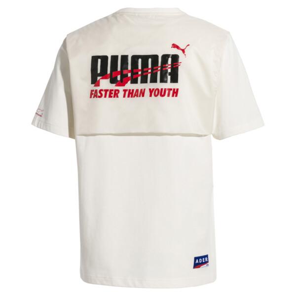 PUMA x ADER ERROR TEE, Whisper White, large-JPN