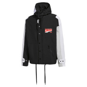 Thumbnail 1 of PUMA x ADER ERROR Jacket, Puma Black, medium